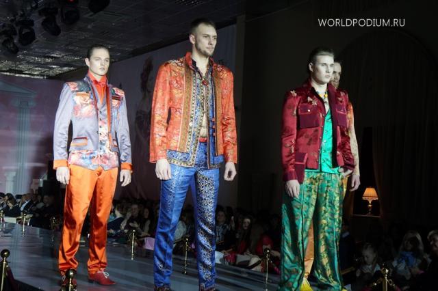 Дом моды Вячеслава Зайцева открыл традиционную неделю моды Estet Fashion Week