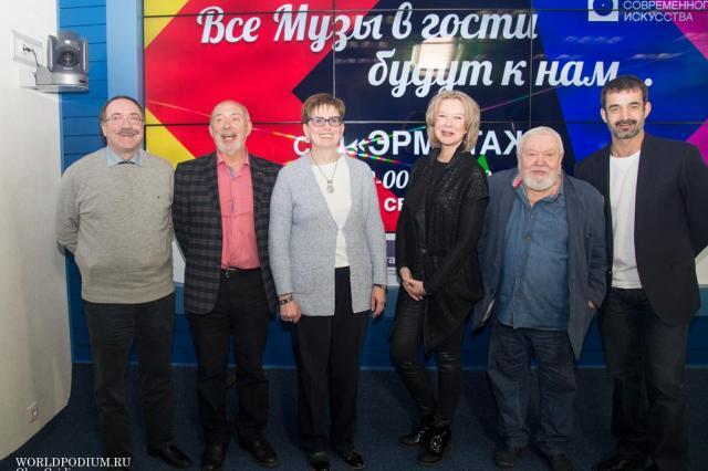 Ключевые моменты пресс-конференции, приуроченной к 25-летнему юбилею Института современного искусства