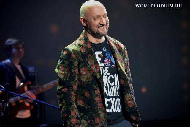 Гоша Куценко с размахом отпраздновал 50-летний юбилей на сцене «Театра Российской Армии»