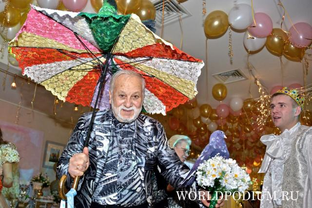«Бесконечность таланта, трудолюбия и добра!» - Бедрос Киркоров отмечает 88-ой День рождения