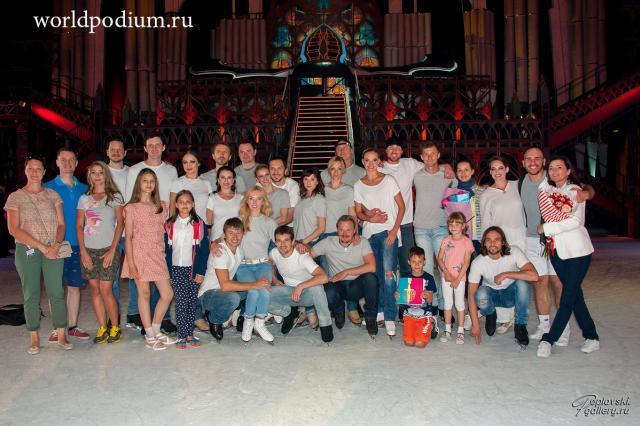 Мировая премьера ледового мюзикла  «Ромео и Джульетта»