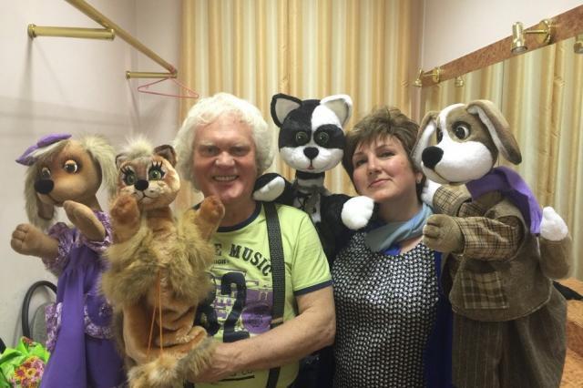 Видео проекта «Звёзды и Куклы»
