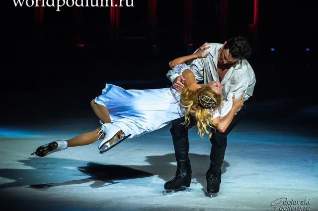 Мировая премьера ледового мюзикла «Ромео и Джульетта». Часть вторая.