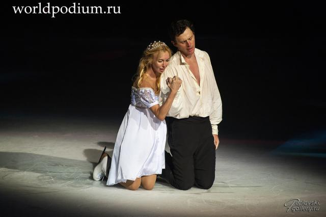 Мировая премьера ледового мюзикла «Ромео и Джульетта». Часть  четвёртая