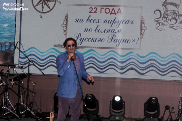 «Всё будет хорошо!», - «Русское Радио» отметило 22-летие!