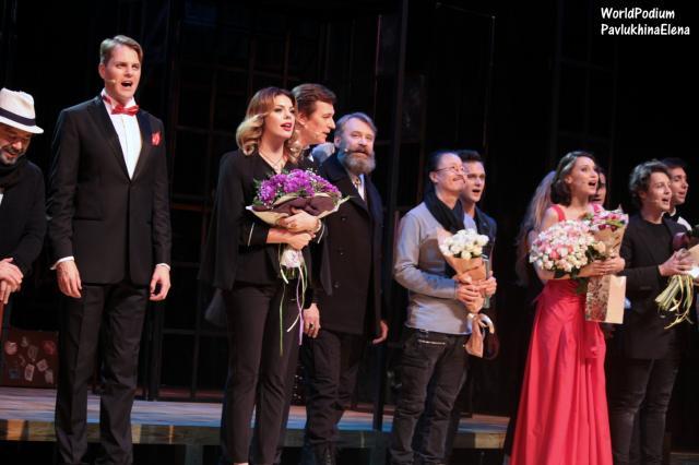 «Только любовь!», - премьера мюзикла «Чайка» на сцене «Театра Луны»