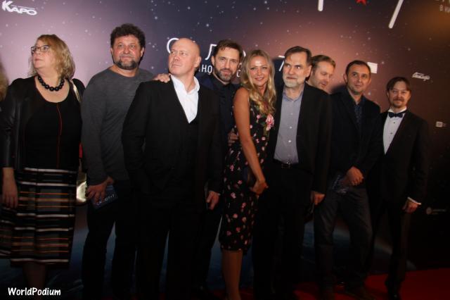 «Салют-7» - премьера в «Октябре»!