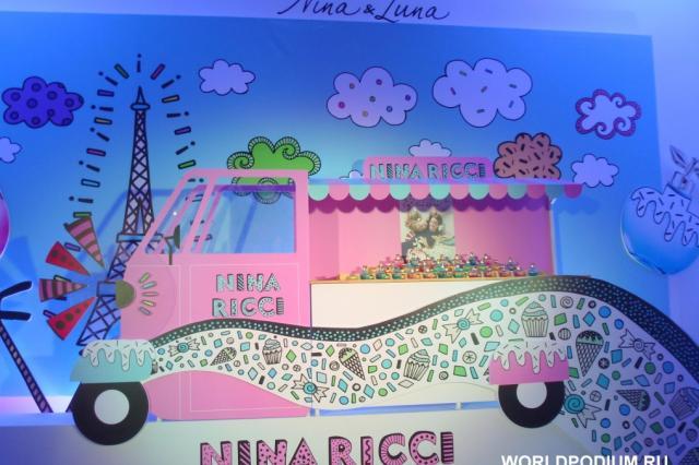 Открытие первой в России выставки NINA RICCI — «NINA RICCI. ВО СНЕ И НАЯВУ»