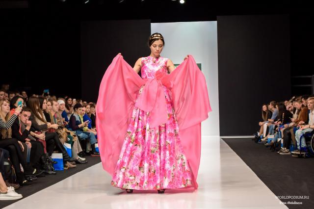 Дизайнер Михаил KRAVETS представил новую коллекцию в рамках Moscow Fashion Week