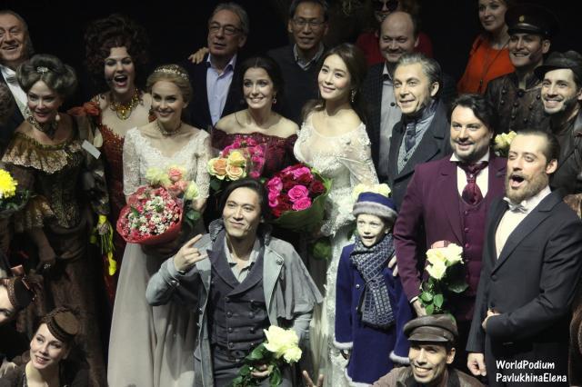 «Анна Каренина» покоряет Мир – впервые Российский мюзикл будет поставлен по лицензии за границей!