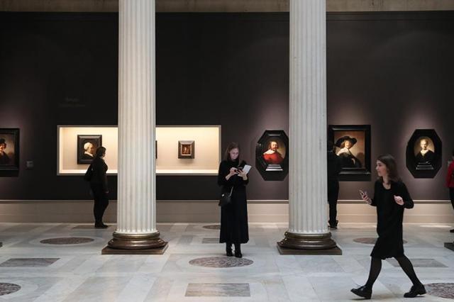 Посещение театров и музеев в РФ бьет рекорды