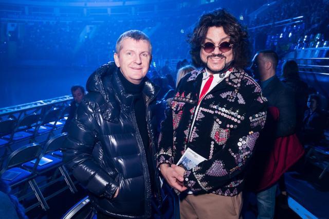 Гости премьеры мюзикла на льду «Руслан и Людмила»