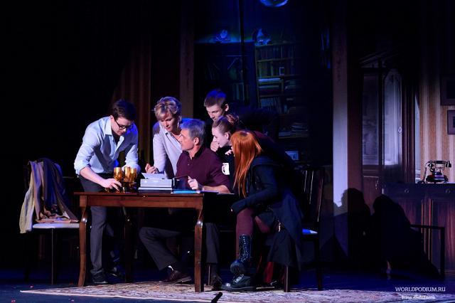 «Снег в чужом городе» выпадет на сцене «Театриума на Серпуховке»