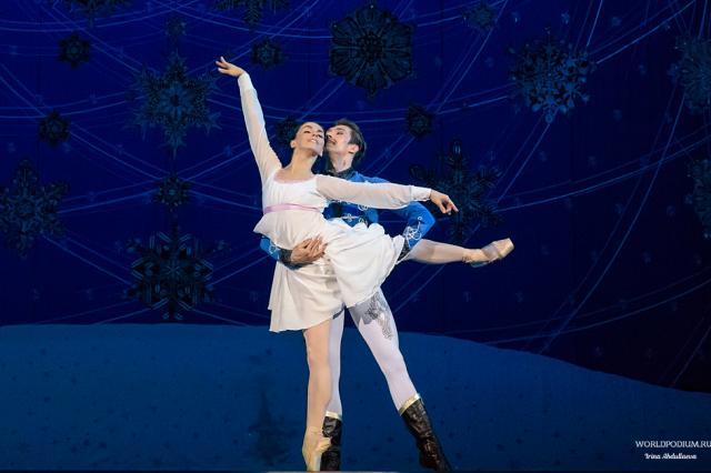 «Щелкунчик» Пермского театра оперы и балета состоялся в Москве