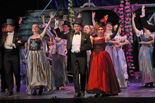 Премьера мюзикла «Монте-Кристо. Я – Эдмон Дантес»  в Алтайском театре музкомедии