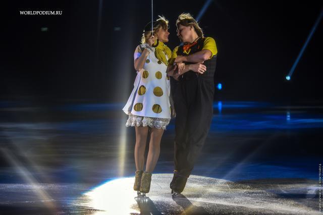 Ледовое шоу Ильи Авербуха в Болгарской Софии