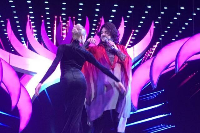 Филипп Киркоров отправился в грандиозный концертный тур по странам Прибалтики – часть 2.