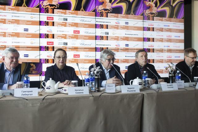 Итоги первой официальной пресс-конференции 40-го ММКФ