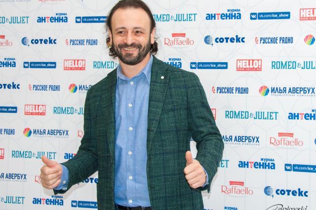 Илья Авербух откроет «ВТБ Арену» на Динамо