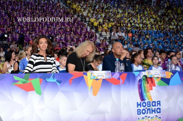 Определились финалисты «Новой волны- 2018»