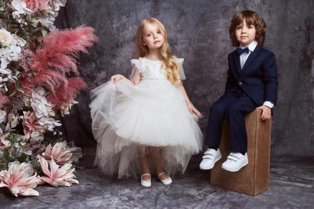Новый взгляд на kids fashion world