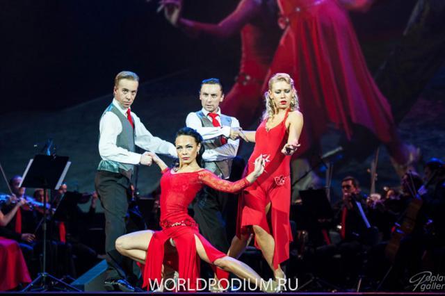 Шоу «Танго страсти Астора Пьяццоллы»  -  пленительная страна любви и экспрессии