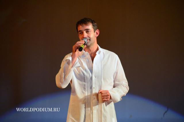 Юбилейный концерт Дмитрия Певцова «Неожиданно 55»