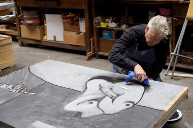 Выставка работ Дэвида Линча впервые пройдёт в Латвии