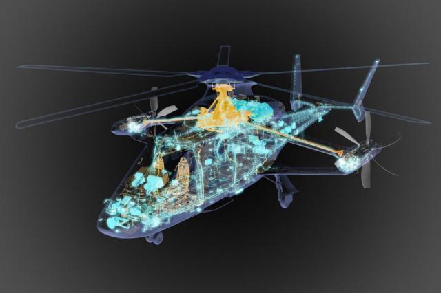 Уникальный европейский вертолет приблизился к моменту первого полета