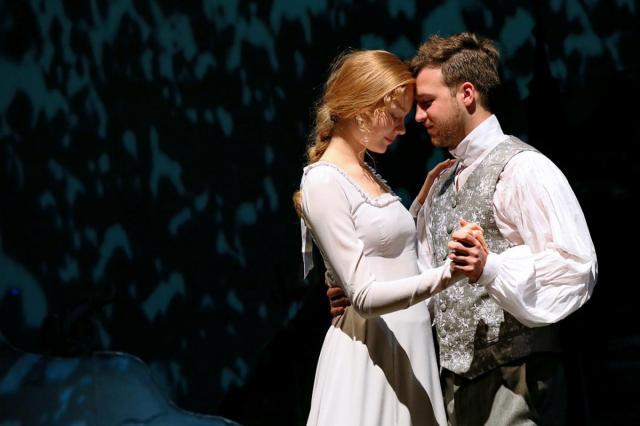 Мюзикл «Капитанская дочка» на сцене Театра «У Никитских ворот»