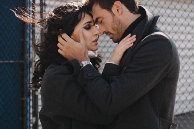 Зара представила новый клип на композицию «Человек влюблён»