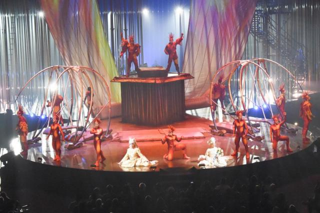 Cirque du Soleil снова покажет в России шоу Varekai