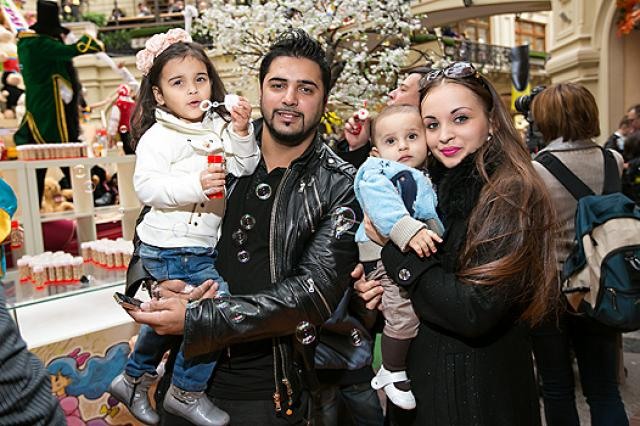 Александр Бердников стал отцом сразу двух дочек