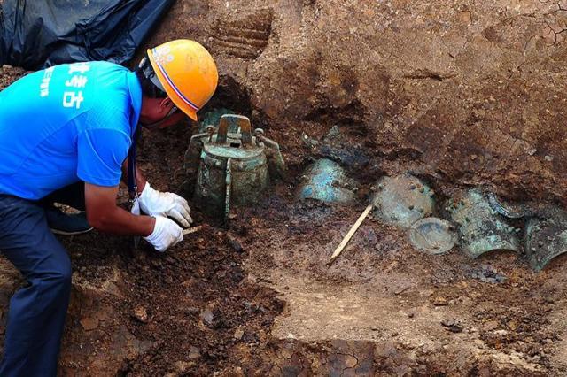 Раскопки в Китае опровергли представления ученых о древних людях