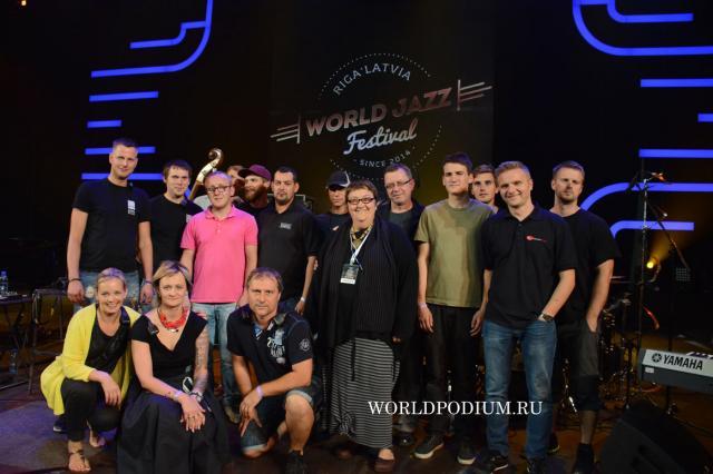 "WJF 2015. Вот они - люди ""backstage"""