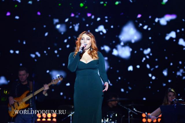 Сольный концерт Анастасии Спиридоновой