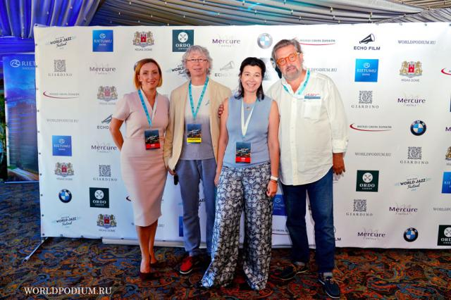 Viva la World Jazz Festival 2016: в Риге прошла пресс-конференция, посвященная открытию