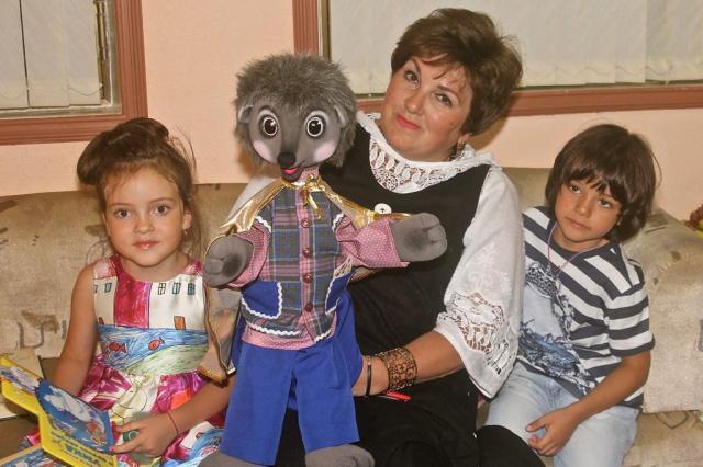 Театр кукол «Алина» открыл 22-й театральный сезон