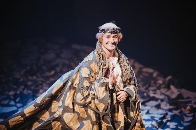 В Токио состоялся показ спектакля Сергея Безрукова «Сон разума» в разрешении 8К