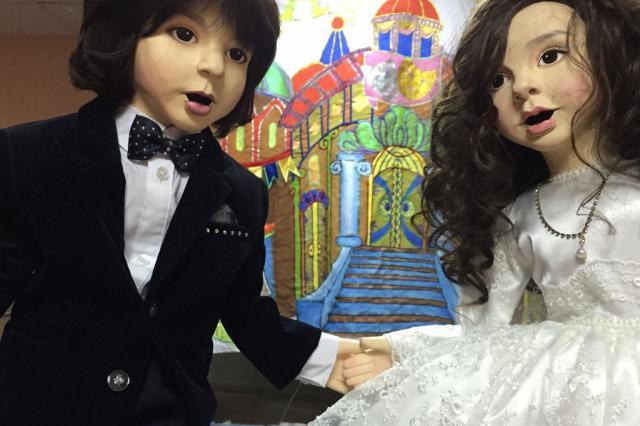 Проект «Звёзды и Куклы» пополнился новыми эксклюзивными куклами!