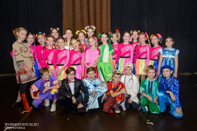 Музыкальный спектакль по мотивам сказок Н. Носова в Московском Детском Театре Эстрады