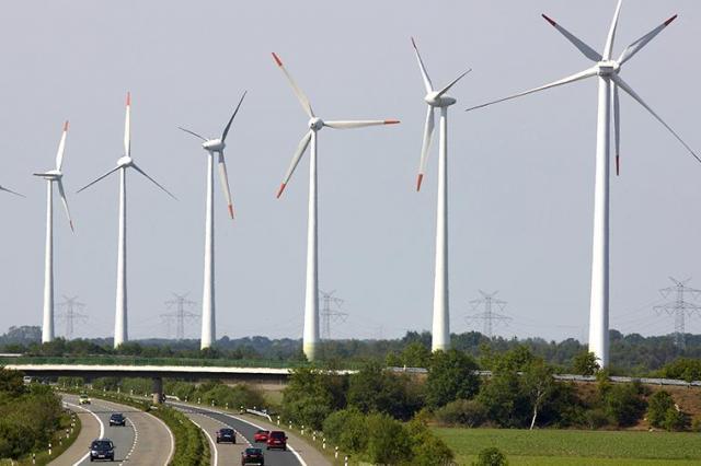 Ветряные электростанции способны вызывать локальное потепление