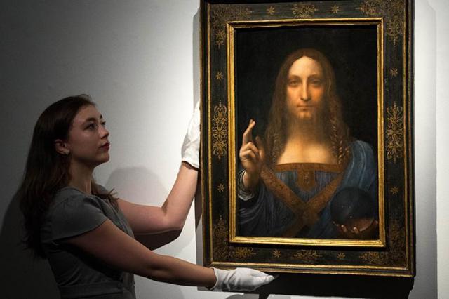 Эксперты усомнились в подлинности самой дорогой картины в мире