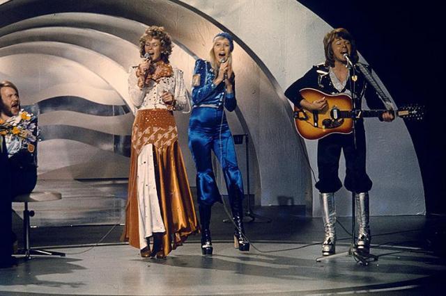 Группа ABBA отказалась от концертов в пользу голограмм