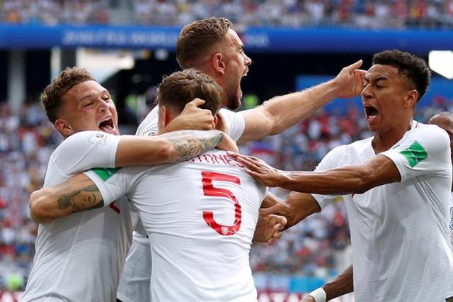 Сборная Англии разгромила панамцев в матче ЧМ-2018