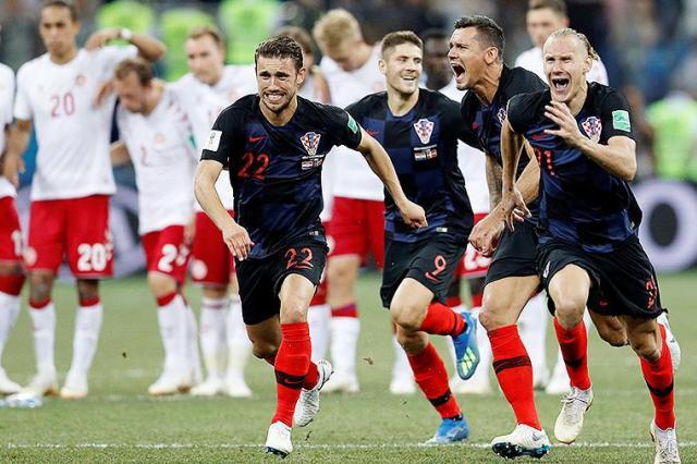 Хорватия обыграла Данию и встретится с Россией в 1/4 финала ЧМ