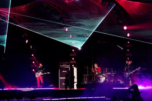 Британская группа Muse выступит в Москве