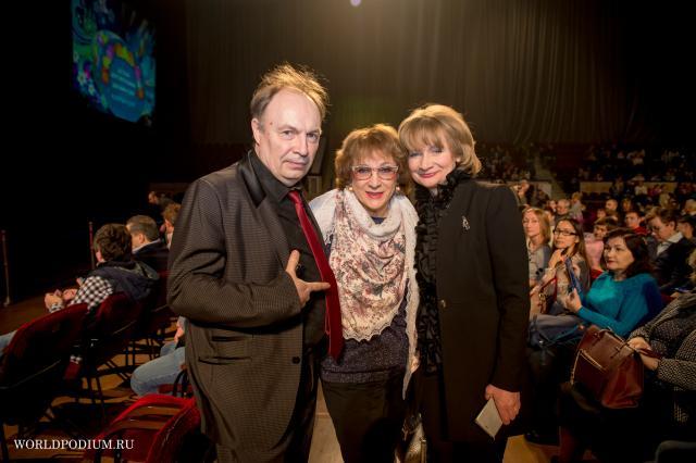 Сегодня в Москве: «Театр Слова»!