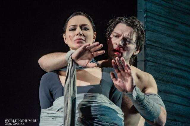 Заключительные в этом сезоне показы спектакля «Макбет» в Театре на Малой Бронной