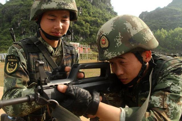 Стало известно о создании китайского «лазерного АК-47»